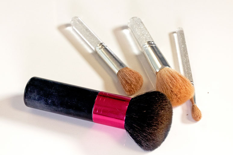 How often should you clean your makeup brushes