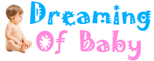 logo dreaming of baby